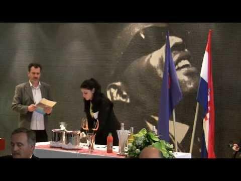 GASTRO 2011 - priprema dugog koktela (pobjednica)