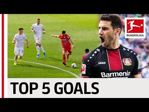 Lucas Alario - Top 5 Goals