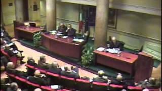 Convegno costi democrazia - Prof. Gian Maria Fara