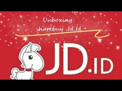 Unboxing ShareBuy Jd.Id  26.900 dapat apa aja yah?