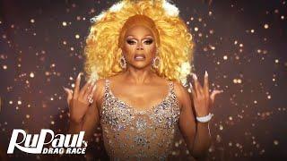 "RuPaul Performs ""New Friends Silver, Old Friends Gold"" | RuPaul's Drag Race Season 13"