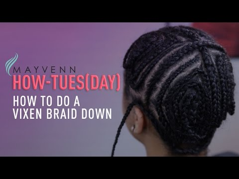 Download how to braid pattern for a middle part sew in.3gp .mp4 ...