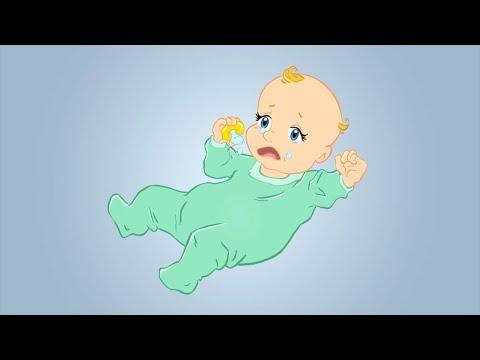 Колики у малыша. Как помочь ребенку?