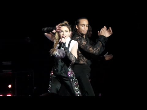 "Madonna ""LA ISLA BONITA"" (Mexico City) (january 7th, 2016) 7/enero/2016"
