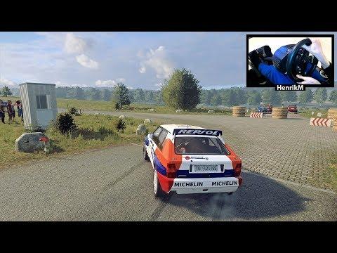Lancia Delta | Dirt Rally 2.0