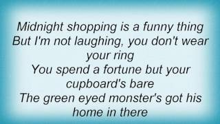 10cc - Green Eyed Monster Lyrics