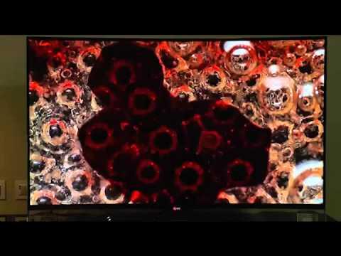 TV LG OLED 55'' Curvo