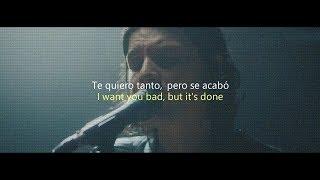 James Bay - Bad (Live) + [ Lyrics & Español ]