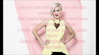 Anne Marie - Boy  Lyrics  -  HD 