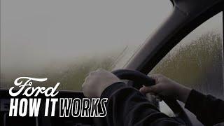 Cómo desempañar el parabrisas: Cómo funciona Trailer