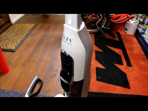 Flimsy Bosch Athlet 25 2v Cordless Vacuum Cleaner Fix It