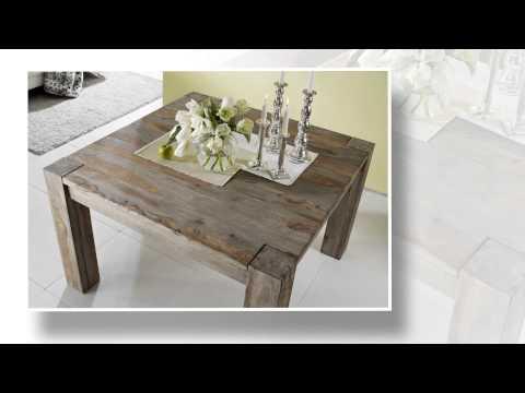 Massivholz Möbel aus purem Sheesham von www.massivmoebel24.de - Design NATURE GREY