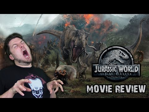 Jurassic World: Fallen Kingdom – Movie Review (Spoilers AFTER the Rating)