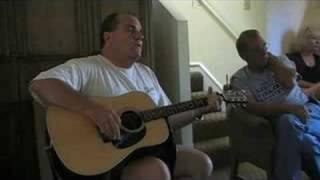 FC9 Roger Rabalais singing Reverend Mr. Black