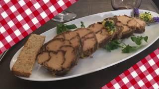 RECETTE. Les ch'tis plats : terrine de foie au speculoos et pain d'épices