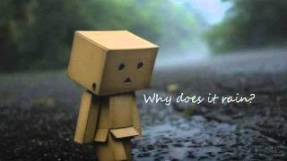 Why does it rain - Darin