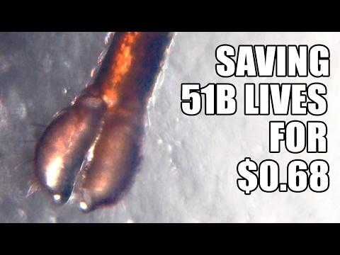 Jak zachránit miliony životů za 68 centů