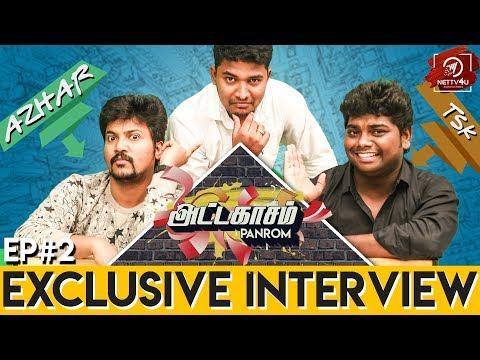KPY Winners TSK As Vijay, Azar As Jyothika, Kushi Movie Remake | Exclusive Interview With Azar & TSK