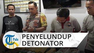 Polsek KPN Parepare Tangkap Penyelundup 6000 Detonator