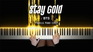 BTS - Stay Gold | Piano Cover by Pianella Piano