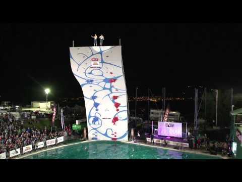 Final Round - Sean McColl VS Daniel Woods - 2014 Clif Bar Psicobloc Masters