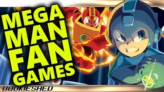 MegaMan ▶ Awesome Fan Games!