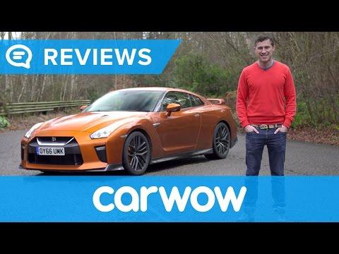Nissan GT-R 2018 in-depth review   Mat Watson Reviews