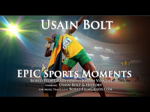 EPIC Sports Moments – Usain Bolt's Record Run