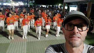 Video : China : Typical evening activity in China
