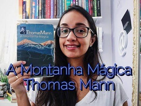A Montanha Mágica, de Thomas Mann