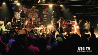 "UTG TV: The Word Alive - ""The Hounds Of Anubis"" (Live 1080p HD!)"