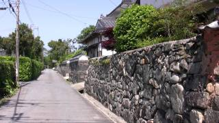 【山口】維新の里「荻」の松陰神社を尋ねて