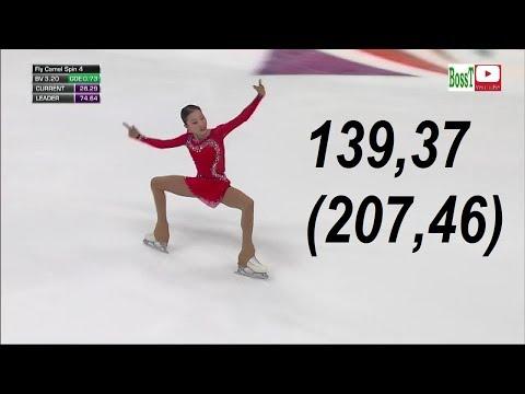 Elizabet TURSYNBAYEVA - FP Overview, 4CC 2019