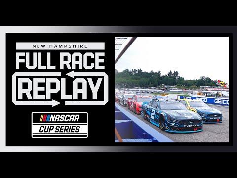 NASCAR Foxwoods Resort Casino 301(ニューハンプシャー・モータースピードウェイ)フルレース動画