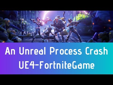 Download Video & MP3 320kbps: An Unreal Process Has Crashed