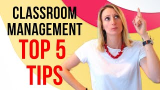 ESL Classroom Management For Young Children  -  ESL Classroom Management For Young Kids