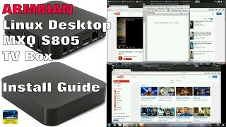 LATEST MXQ PROJECT UPDATES + LibreELEC 8 2 - S805 S905X