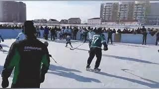 Мастер класс от «Бейбарыса» на реке Урал