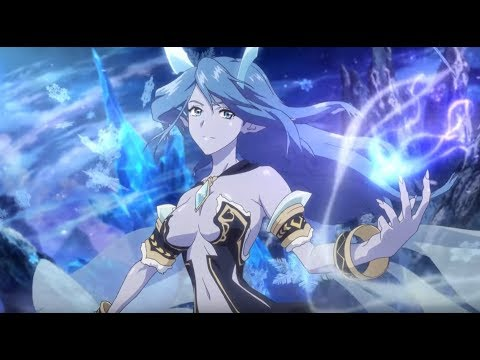 Peria Chronicles (페리아연대기): Anime MMORPG Gameplay Trailer 2019