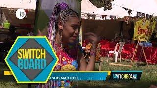 Kenyans Love DUNDAING!!!     Sho Madjozi    | Switchboard