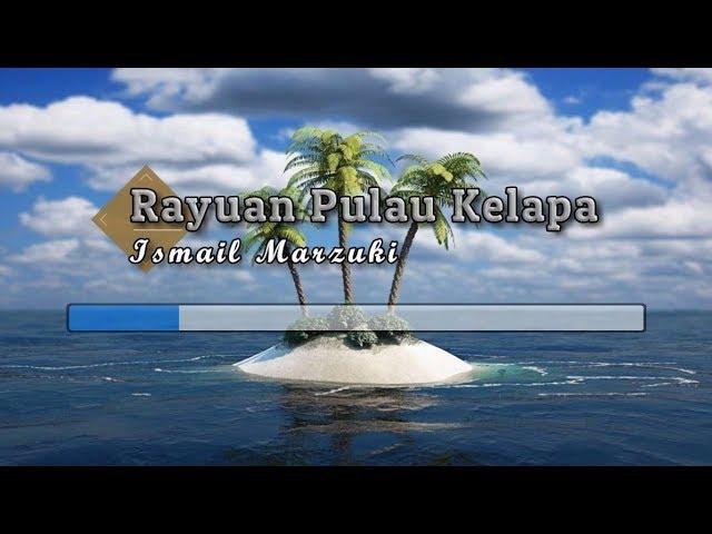 Karaoke Ismail Marzuki Rayuan Pulau Kelapa Lirik Lagu Piano Baru Hangat