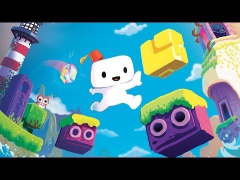 Podívejte se na záběry z PS4 verze hry FEZ