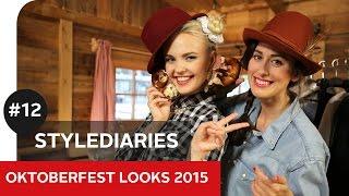 Oktoberfest Outfits ohne Dirndl – Wiesn Styles mit Sylvia Haghjoo – Stylediaries #12 – OTTO