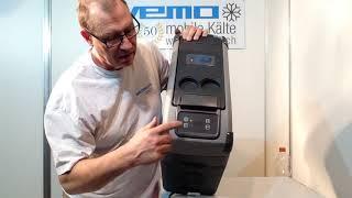 Kompressorkühlbox WEMO Y16P 12V 24 Volt VW T6 Camper Wohnmobil Kühlschrank Boot Vergleich
