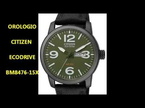 OROLOGI CITIZEN ECODRIVE - OROLOGI UOMO - OROLOGI DONNA - OROLOGIO CITIZEN - CATALOGO CITIZEN