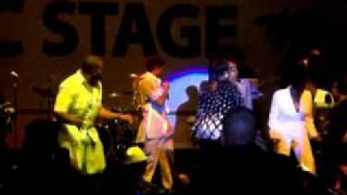Fantasia & Family - Lean on Me - FSO - Atlanta  2010