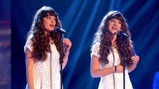Classical Reflection perform 'Nella Fantasia' - The Voice UK 2015: Blind Auditions 2 - BBC One