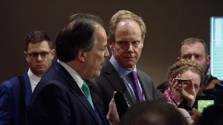 Mark Field (UK) on the DPR Korea - Security Council Media Stakeout (15 December 2017)