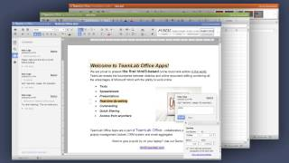 Document collaboration made easy with Teamlab Office
