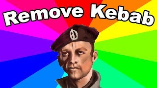 What is remove kebab? A look at serbia strong song edits and memes